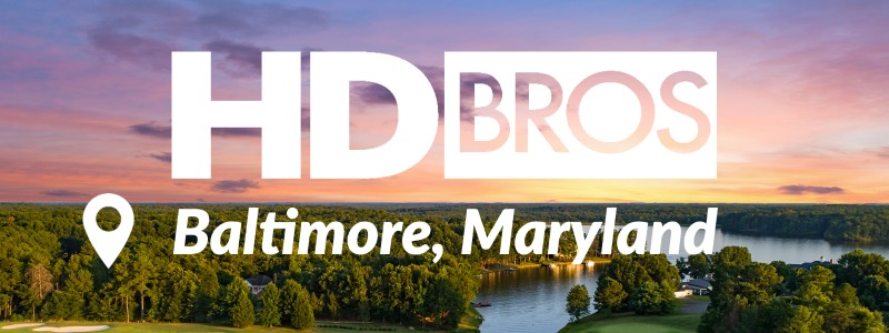 HDBROS in Baltimore, MD Banner