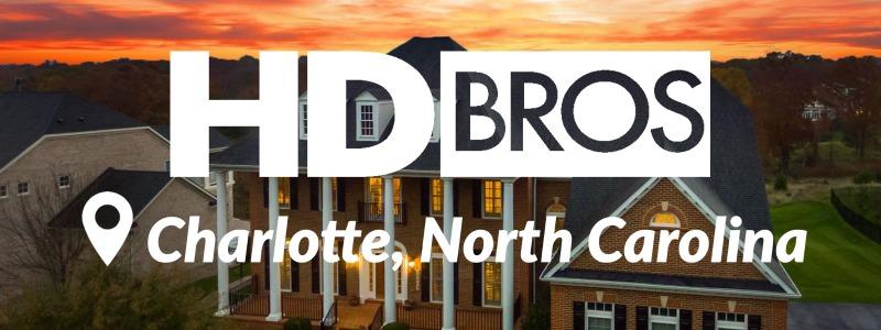 HDBROS Charlotte, NC Real Estate Banner