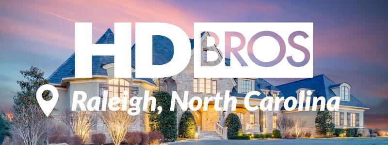 HDBROS Raleigh, NC Banner