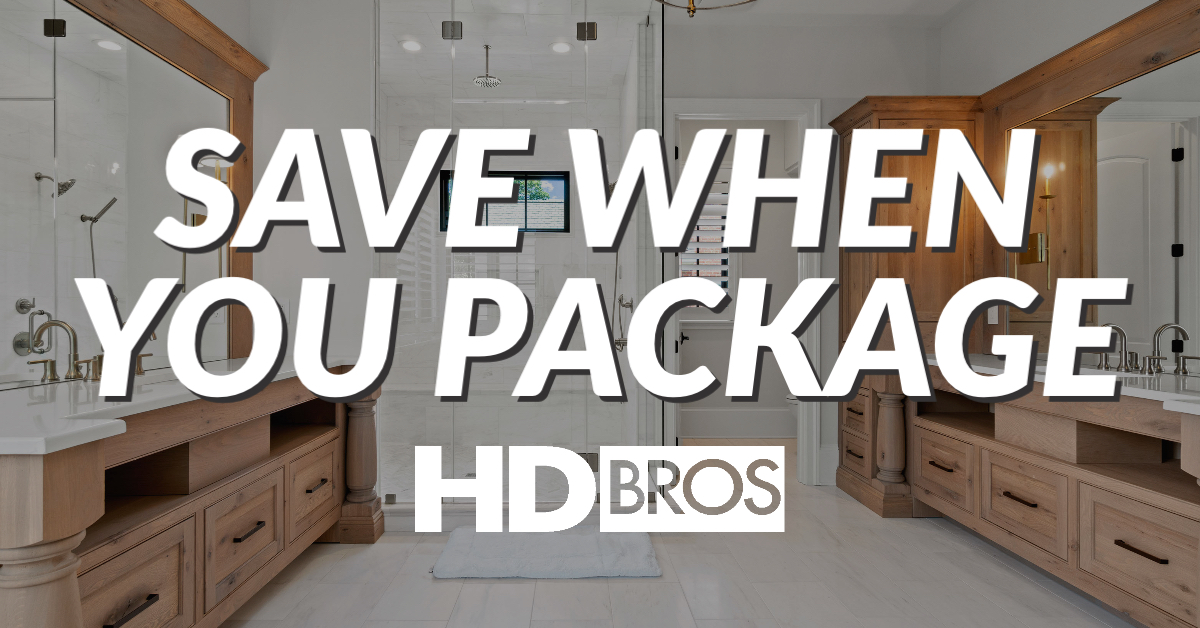 Save when you package