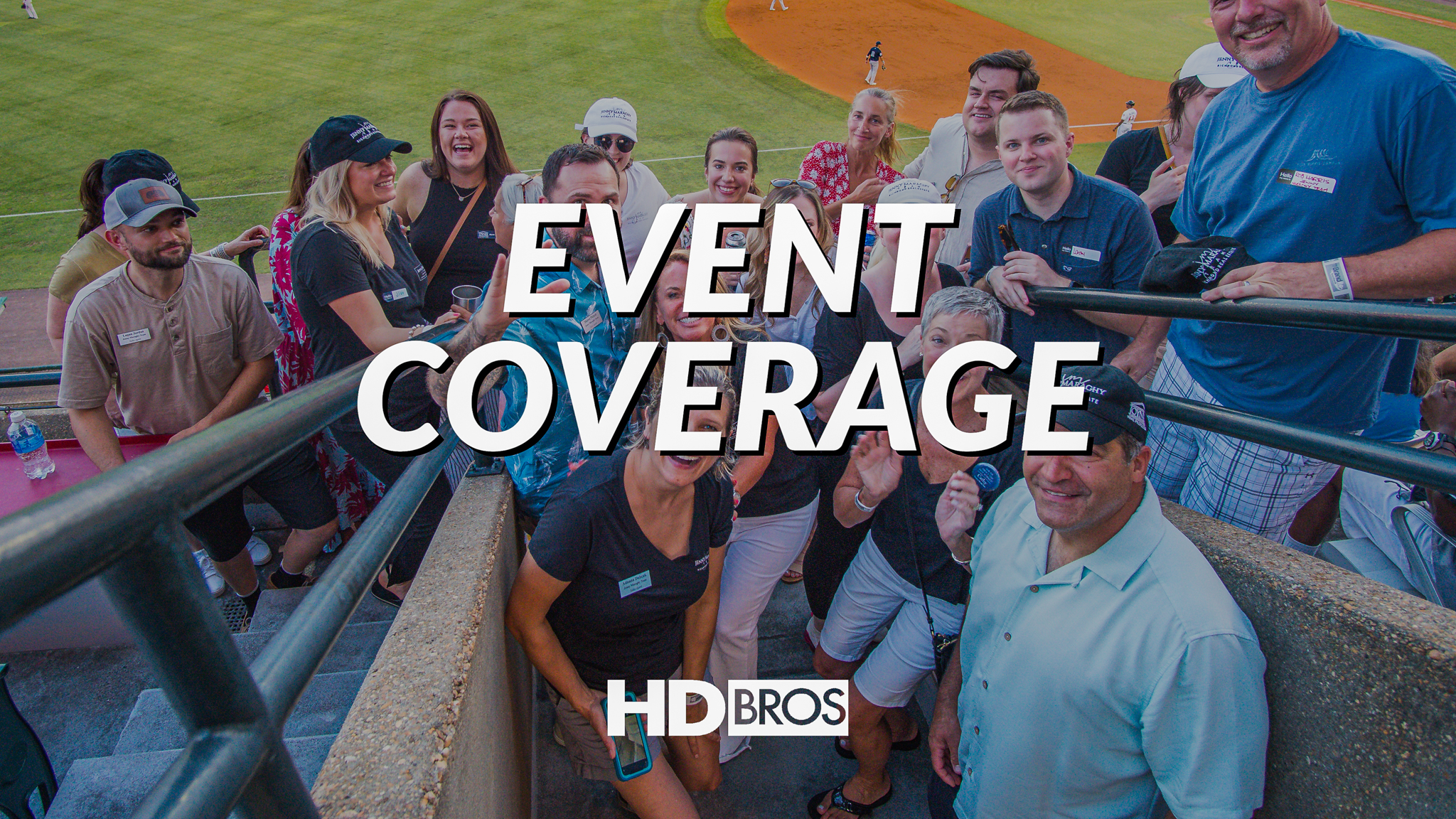event video coverage